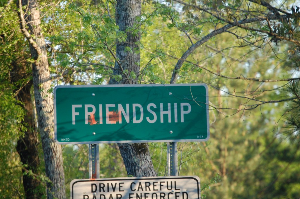 Friendship, AR