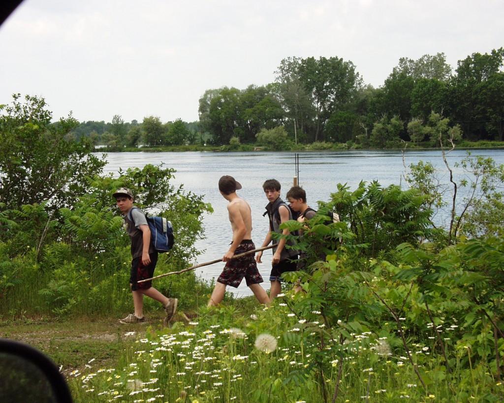 Fishing Trip - Caledonia, Ontario