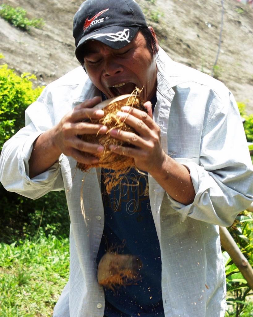 Coconut Man - Bohol Island