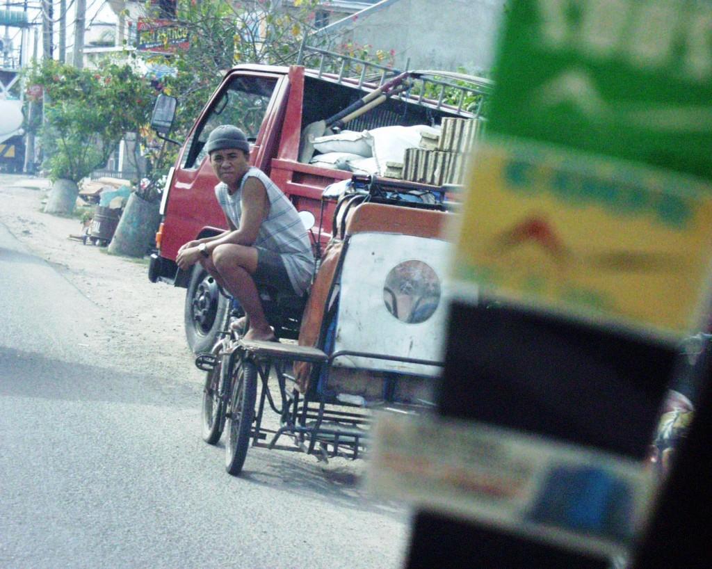 Bike Taxi - Cebu