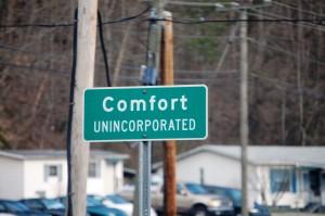 Comfort, West Virginia