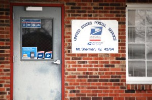 Mt. Sherman Post Office