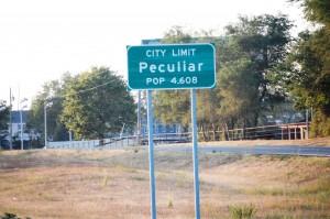 Peculiar, Missouri