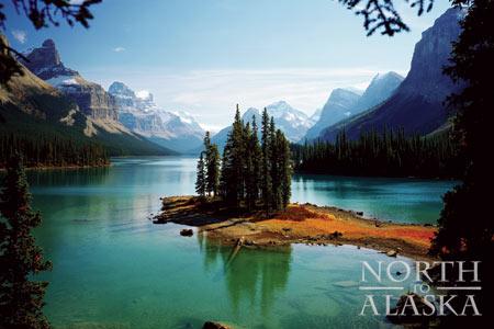 Spirit Island, Jasper NP, Alberta