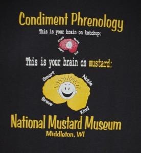 Condiment Phrenology