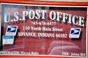 Advance Post Office