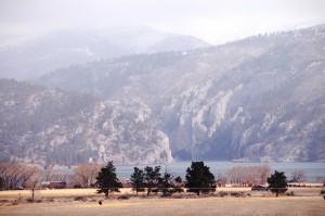 Gates of the Mountains near Helena, MT
