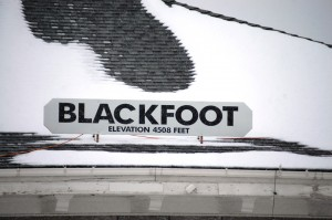 Blackfoot, Idaho