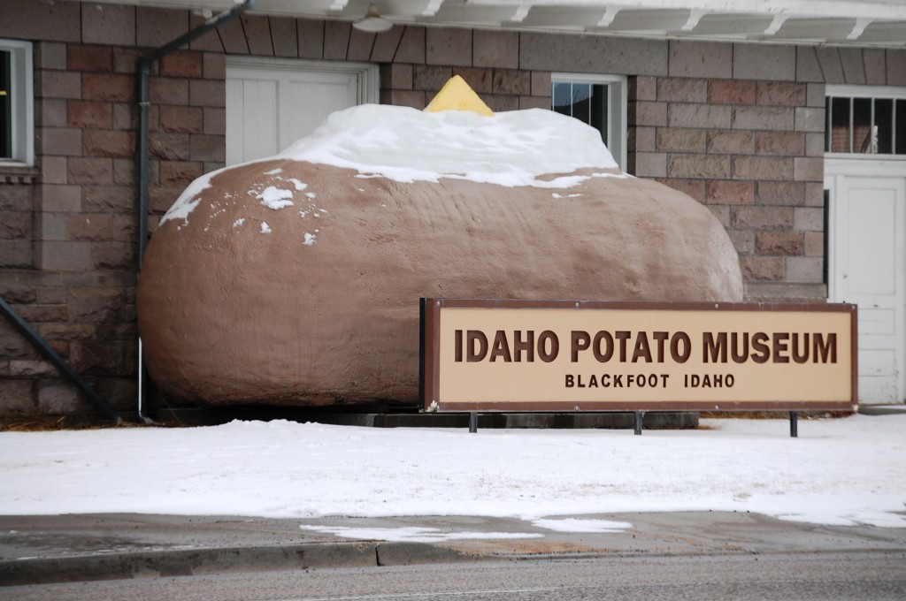 Potato Museum - Blackfoot