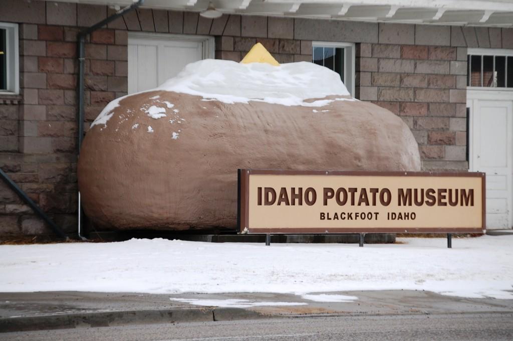 Potato Museum - Blackfoot