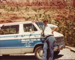 David with NavaHopi 1993