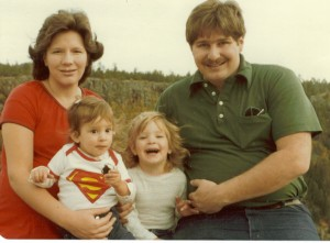 Our Small Family - 1982