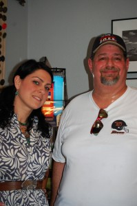 Sumoflam with Danielle Colby Cushman - June 20, 2012