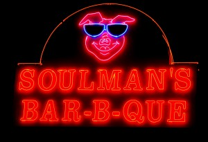 Soulman's Bar-B-Que - DFW area of Texas