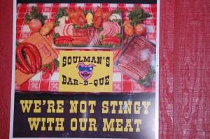 Soulman's Sign