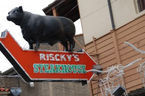 Riscky's Steakhouse - Ft. Worth, Texas
