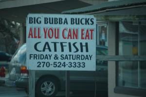 Big Bubba Bucks Catfish - Munfordville, KY