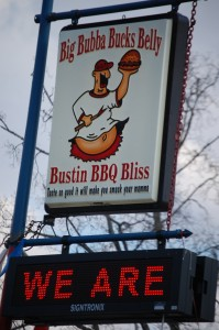 Big Bubba Buck's Bustin' BBQ Bliss -  Munfordville, KY