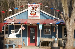 Big Bubba Bucks store front