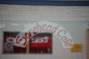The Sorehead Cafe - Rudyard, Montana