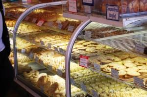 Yummy Goodies at Jaarsma Bakery
