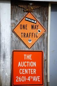The Auction Center
