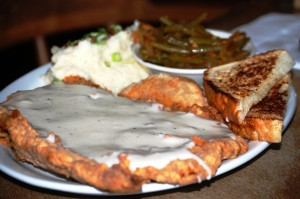 Signature Chicken Fried Steak