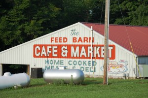 The Feed Barn Cafe & Market - Greasy Creek, Kentucky