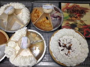 Frontier Pies - the real good stuff
