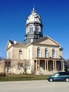 Madison County Courthouse, Winterset, Iowa
