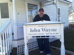 Birthplace of John Wayne