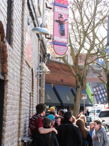 It is no wonder there are always lines at Voodoo Doughnut - 24/7