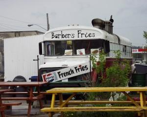 Barber's Fries - Paris, Ontario