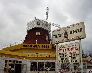 Dutch Haven - home of Shoo-Fly Pie