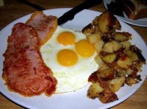 Pea Meal Breakfast