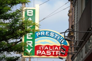 Presti's Bakery - Cleveland, Ohio