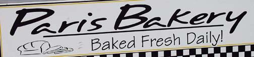 Paris Bakery - Paris, Ontario
