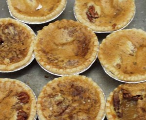 Famous Butter Tarts at Paris Bakery