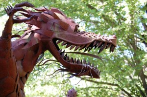 Jurustic Park Dragon