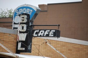 Old Neon Sign - Tripp, SD