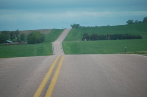 More winding roads in South Dakota