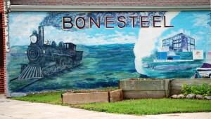 Bonesteel Mural