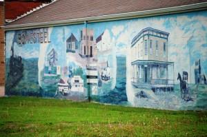 Another Bonesteel Mural