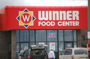 Winner Food Center, Winner, SD