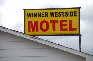 Winner Westside Motel