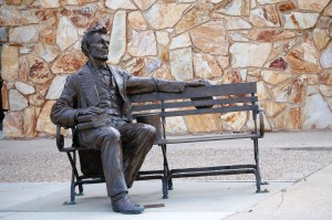 Abraham Lincoln - by Gary Lee Price