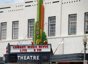 Cody Theatre - Cody, Wyoming