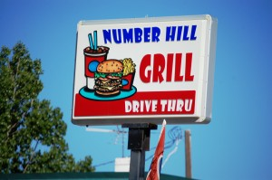 Number Hill Grill - Arco, ID