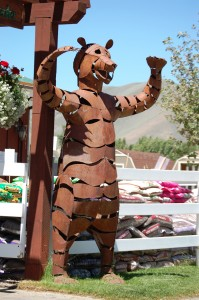 Scrap Metal Bear - Bellevue, ID