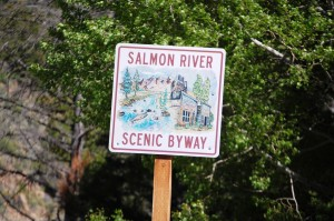 Salmon River Scenic Byway